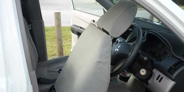 wearproof car seat covers in perth a b canvas. Black Bedroom Furniture Sets. Home Design Ideas